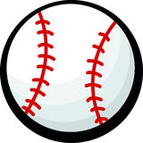 baseball vector illustration Stock Photos
