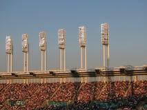 Baseball w Ameryka zdjęcie royalty free