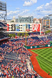 Baseball in Washington, D.C. Stock Image