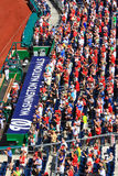 Baseball Washington Nationals Fans Stock Images