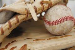Baseball-Wesensmerkmale Stockbild