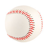 Baseball white Royalty Free Stock Image