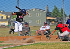 Baseball Wild thing royalty free stock photography