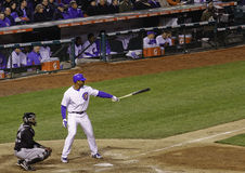 Baseball - Wrigley Field Batter Up! Royalty Free Stock Photos