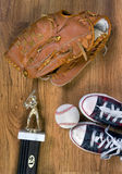 Baseball. Stock Image