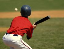 baseballa ciasto naleśnikowe zdjęcia stock