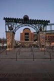 baseballa Colorado coors śródpolni Rockies obrazy stock