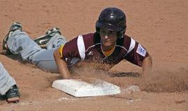 baseballa liga bezpieczne starsze serie światowe Zdjęcie Stock