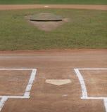 baseballa pole Obrazy Stock