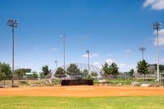 baseballa pole Fotografia Royalty Free