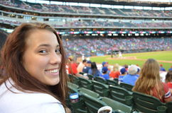 Baseballa sezon Obrazy Stock