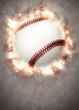 Baseballa tło Zdjęcia Royalty Free