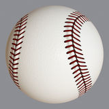 Baseballcloseup Arkivbild