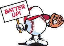 baseballer 免版税图库摄影