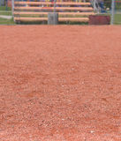 baseballfält Arkivfoton