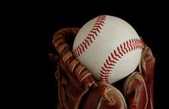 Baseballfang Stockfotografie