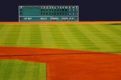 Baseballfeld Lizenzfreie Stockbilder
