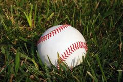 baseballgräs Fotografering för Bildbyråer