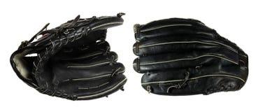 Baseballhandskar Arkivfoton