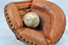 baseballhandske Royaltyfria Foton