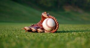 baseballhandske Royaltyfri Foto