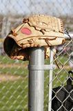 baseballhandske Royaltyfri Bild