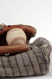 baseballhistoria Royaltyfria Foton
