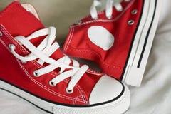 baseballi buty Obrazy Royalty Free