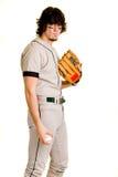 baseballista Fotografia Royalty Free