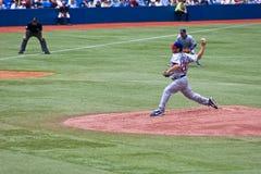 baseballjason markis Fotografering för Bildbyråer
