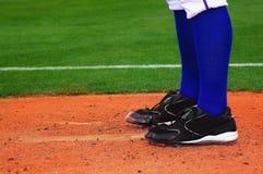 baseballkanna Arkivbild