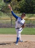 Baseballkannan lät oss lossa en grad Fotografering för Bildbyråer