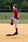 baseballliga little Royaltyfri Fotografi