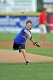 baseballligaminor 2012 Fotografering för Bildbyråer