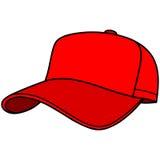 Baseballmütze Lizenzfreies Stockfoto