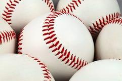 baseballs ολοκαίνουργιος Στοκ Εικόνες