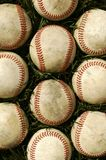 Baseballs Royalty Free Stock Photography
