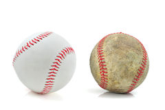 Baseballs Royalty Free Stock Image