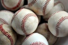 baseballs Στοκ εικόνες με δικαίωμα ελεύθερης χρήσης