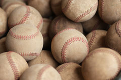 Baseballs Stock Photography