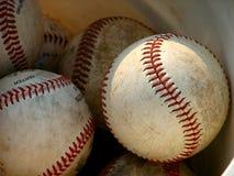 Baseballs Stock Image