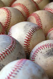 Baseballs Depth of Field Stock Photography