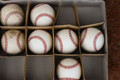 Baseballs Royalty Free Stock Photography