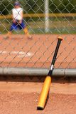 Baseballschläger Stockfotografie
