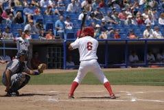 Baseballspiel Stockfotos