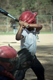 Baseballspiel Lizenzfreies Stockbild