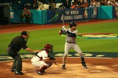 Baseballspiel Lizenzfreie Stockbilder