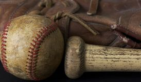 Baseballspiel lizenzfreies stockfoto
