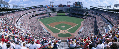baseballstadion Arkivfoton