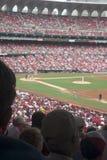 baseballstadion arkivfoto